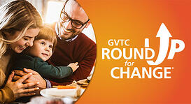 Round Up For Change