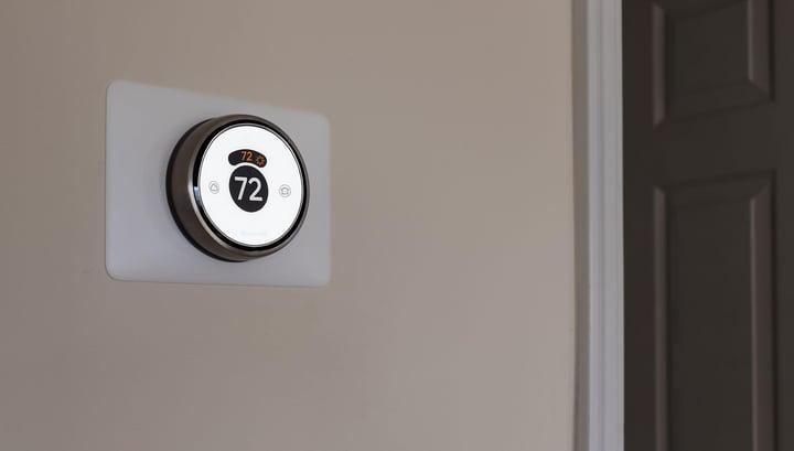 Resize Smart Nest Thermostats