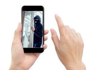 burglar-phone