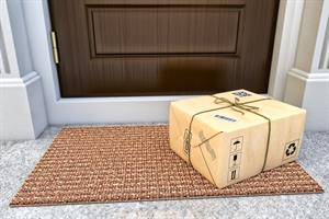 Online Package Delivery