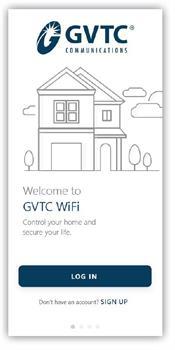 GVTC WiFi App Set Up Step One