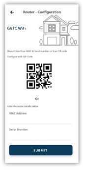 GVTC WiFi App Set Up Step Three