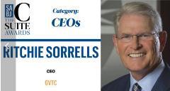 Sorrells 2017 C-Suite Award